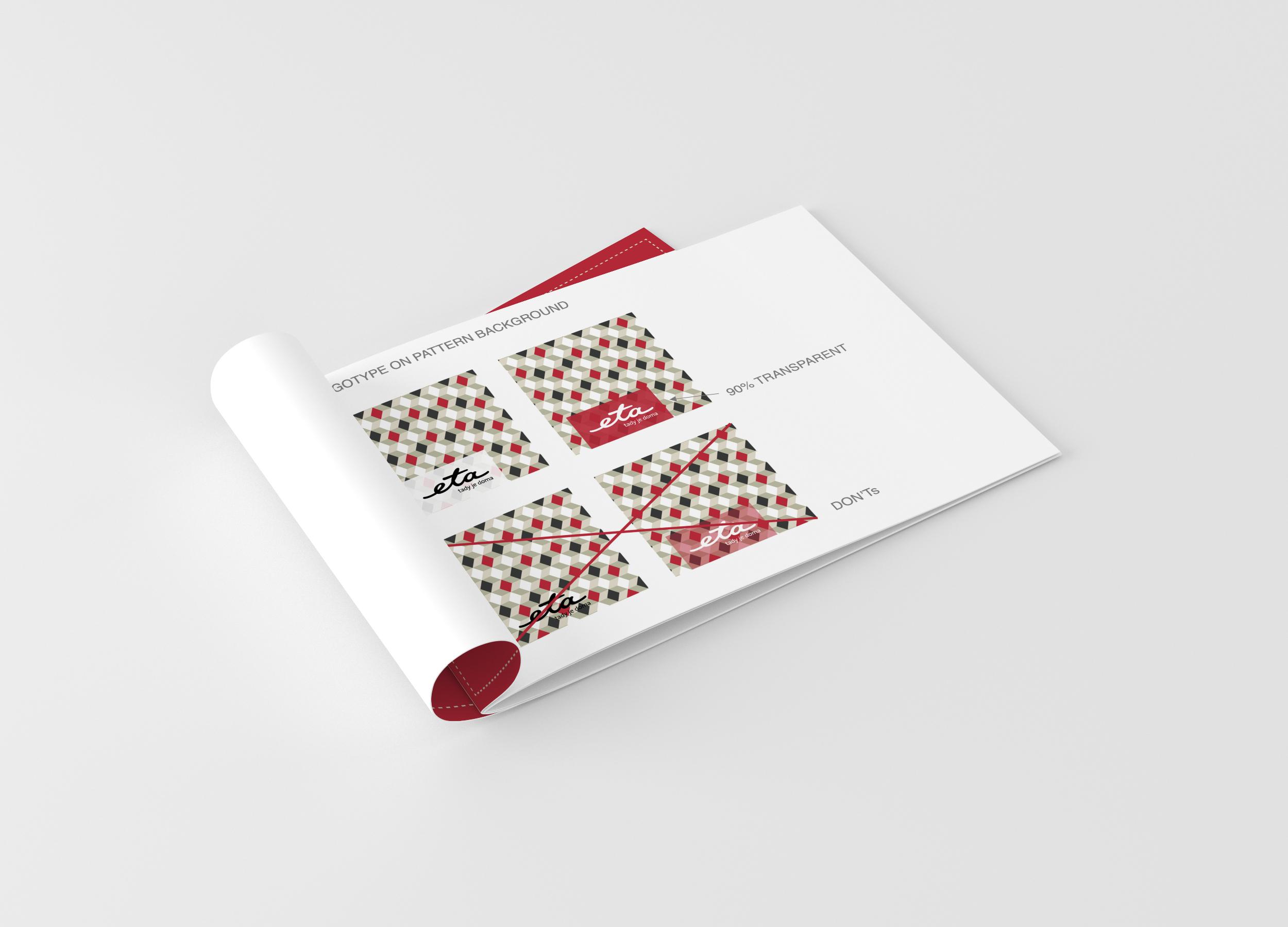 Eta 75 kampan design vizualni styl